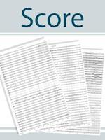 Jesus! - Full Score