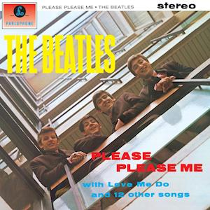 PLEASE PLEASE ME (STEREO REMASTER)