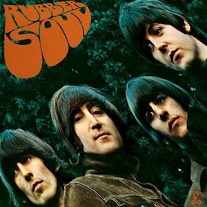 Bog, ukendt format RUBBER SOUL (STEREO REMASTER) af The Beatles