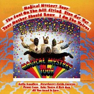 Bog, ukendt format MAGICAL MYSTERY TOUR (STEREO REMASTER) af The Beatles