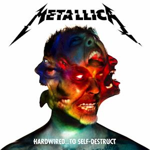 Lydbog, CD Hardwired...To Self-Destruct af Metallica