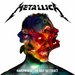 Lydbog, CD Hardwired...To Self-Destruct af Metallica
