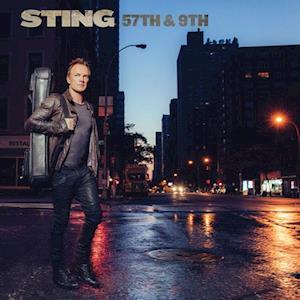 Lydbog, CD 57TH ; 9TH af Sting