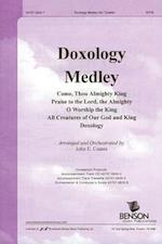 Doxology Medley Split Track Accompaniment CD