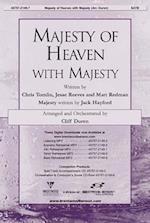 Majesty of Heaven with Majesty -SATB af Matt Redman, Chris Tomlin, Jesse Reeves