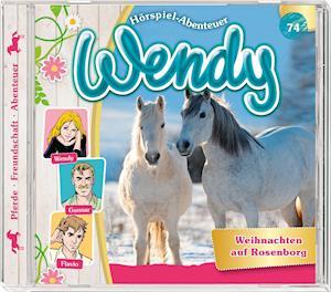 Wendy 74: Weihnachten auf Rosenborg
