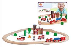 Eichhorn Bahn, Bahnset Feuerwehr