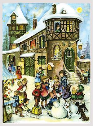 """Adventskalender """"Freude im Schnee"""""""