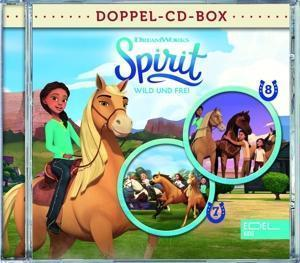 Spirit;(7+8)HSP TV(Doppel-Box)