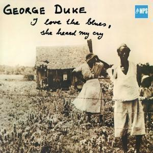 Duke,George;I Love The Blues