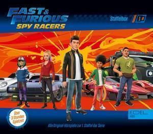 Fast & Furious: Staffelbox 1