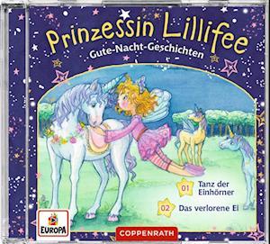 Gute-Nacht-Geschichten mit Prinzessin Lillifee (CD 2)