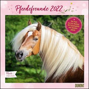 Pferdefreunde 2022 - Broschürenkalender - Kinder-Kalender