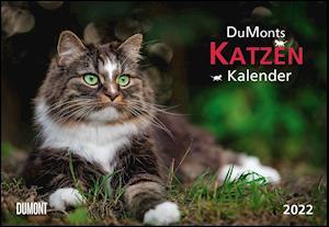 DuMonts Katzen-Kalender 2022