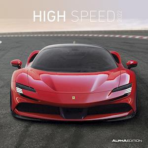 High Speed 2022 - Broschürenkalender 30x30 cm