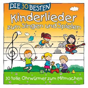 Die 30 besten Kinderlieder zum Singen und Spielen