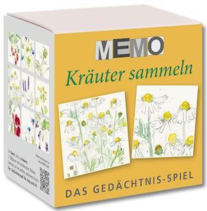 Memo-Spiel - Kräuter sammeln