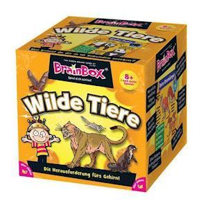 Brain Box - Wilde Tiere
