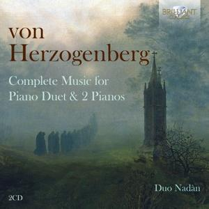 Herzogenberg:Complete Music For Piano