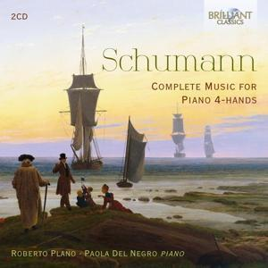 Schumann: Piano 4-Hands