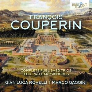 Couperin:Complete Published Trios