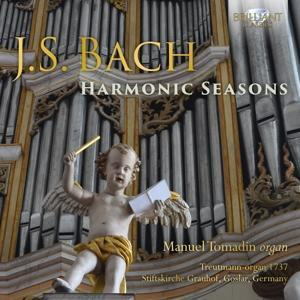 Tomadin,Manuel;J.S.Bach:Harmonic Seasons