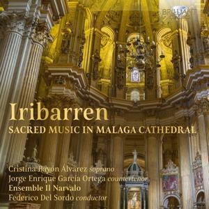 De Iribarren:Sacred Music In Malaga