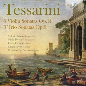 Tessarini:6 Violin Sonatas