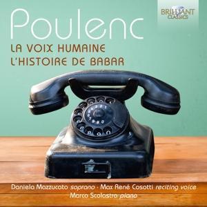 Mazzucato;Poulenc:La Voix Humaine