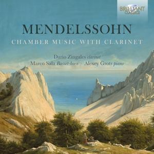 Mendelssohn:Chamber Music With Clarinet