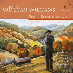 Williams,Ralph Vaughan:Folk Songs Vol.1