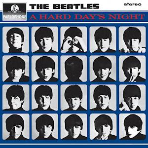 A HARD DAY'S NIGHT (STEREO REMASTER)