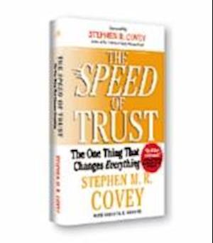 The Speed of Trust (Summary)