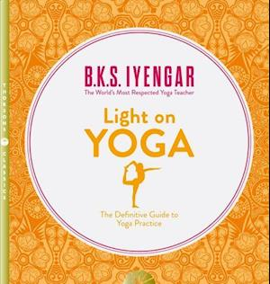 yogabøger Light on Yoga B.K.S Iyengar
