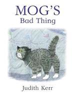 Mog's Bad Thing af Susan Sheridan, Hannah Gordon, Judith Kerr