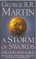 Storm of Swords, A (PB) - (Part 2) Blood and Gold - (3) Song of Ice and Fire Series - A-format (A Song of Ice and Fire, nr. 3)