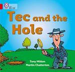 Tec and the Hole af Cliff Moon, Tony Mitton, Martin Chatterton