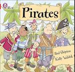 Pirates (Collins Big Cat)