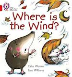 Where is the Wind? af Celia Warren, Lisa Williams, Cliff Moon