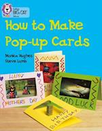 How to Make a Pop-up Card (Collins Big Cat)