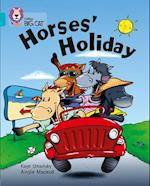 Horses' Holiday af Kaye Umansky, Ainslie Macleod, Cliff Moon