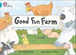 Good Fun Farm (Collins Big Cat)