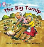The Big Turnip af Cliff Moon, Lisa Williams, Monica Hughes