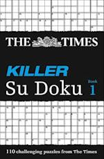 The Times Killer Su Doku Book 1 af The Times Mind Games