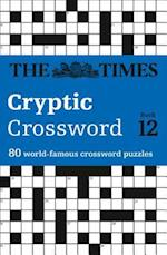 Times Cryptic Crossword Book 12
