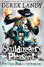 Skulduggery Pleasant af Derek Landy