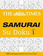 The Times Samurai Su Doku af The Times Mind Games