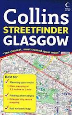 Glasgow, Collins Streetfinder 1:20.000*