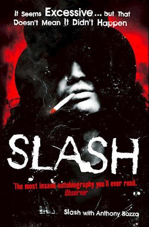 Bog, paperback Slash: The Autobiography af Anthony Bozza, Slash