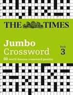 Times Jumbo Crossword Book 3 af The Times Mind Games